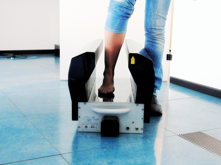 Foot Scanner Point Lugano