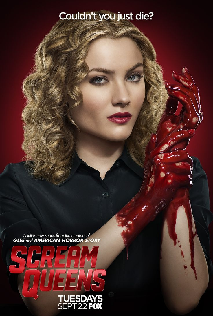 Skyler Samuels | Grace  Scream Queens premieres Tuesday, Sept. 22 on FOX!  Check out the latest buzz on http://www.fox.com/scream-queens