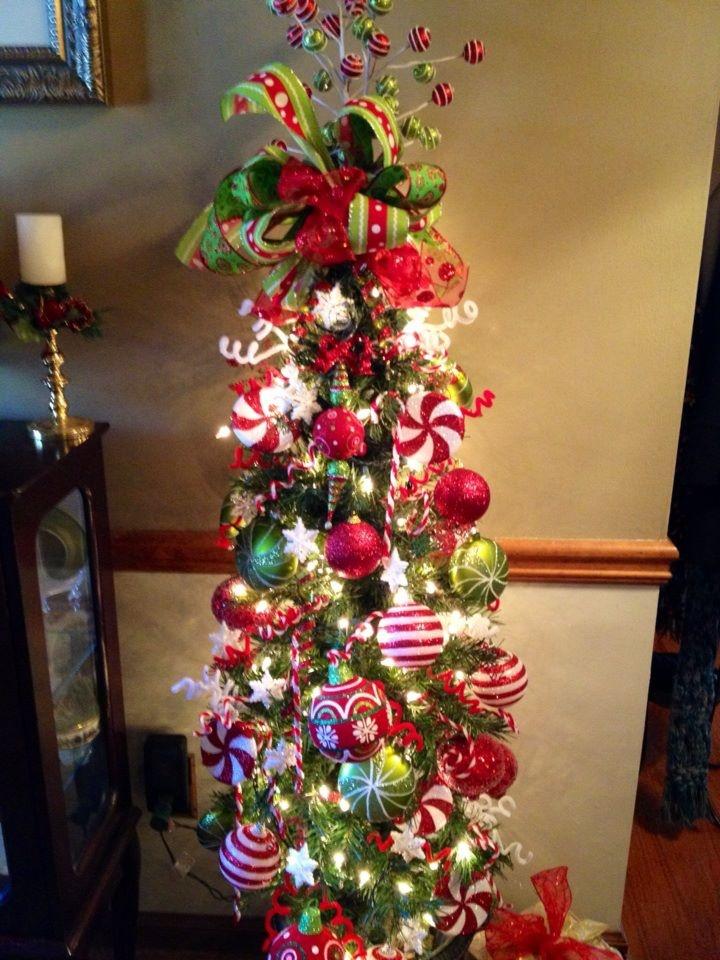 Make A Wire Christmas Tree