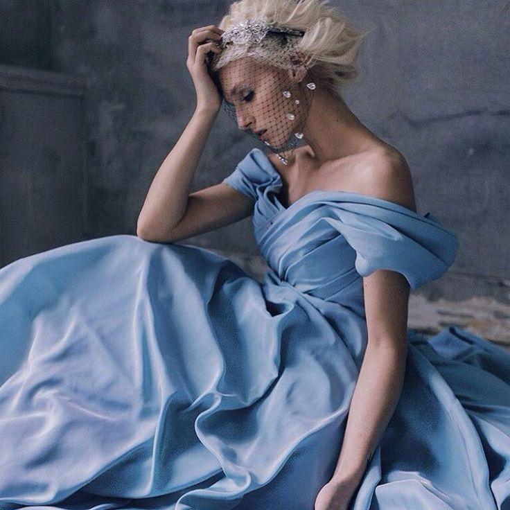 Голубые #платья для #невесты и не только! Платья и Аксессуары @victoriaspirina #фото @margoermolaeva #muah @pavlovamua #blue #dress #dream #wedding #weddingdress #weddingphoto #bride #bridal #bridalgown #bluedress #veil #tulle #silk #natural #princess #bridalcouture #couture #fashion #weddingcouture #weddress #pretty #victoriaspirina #designerwear #designer
