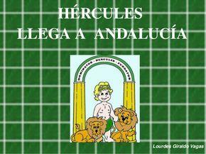 Hércules. Día de Andalucia