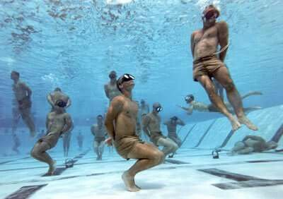 Navy Seals Training as described by Captain Will Halsted United States Navy Special Warfare Command