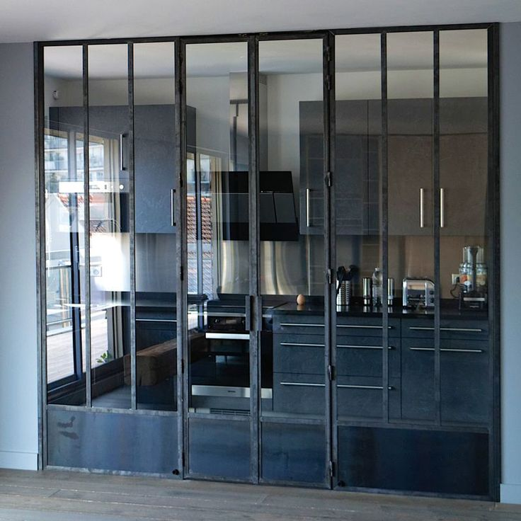 9 best porte cuisine images on Pinterest Sliding door, Interiors