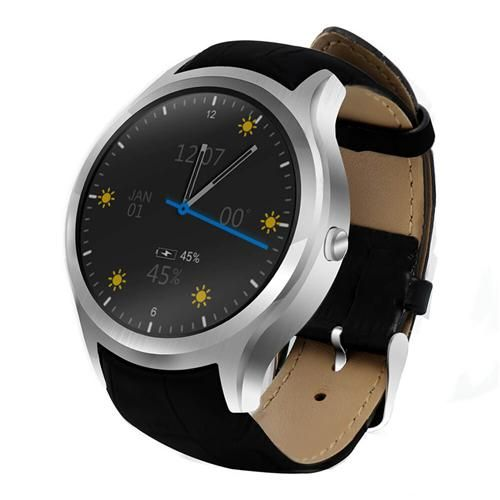 No.1 D5+ Android 5.1 3G Smartwatch Phone MTK6580 Quad Core 1.3GHZ 1GB/8GB 1.3…