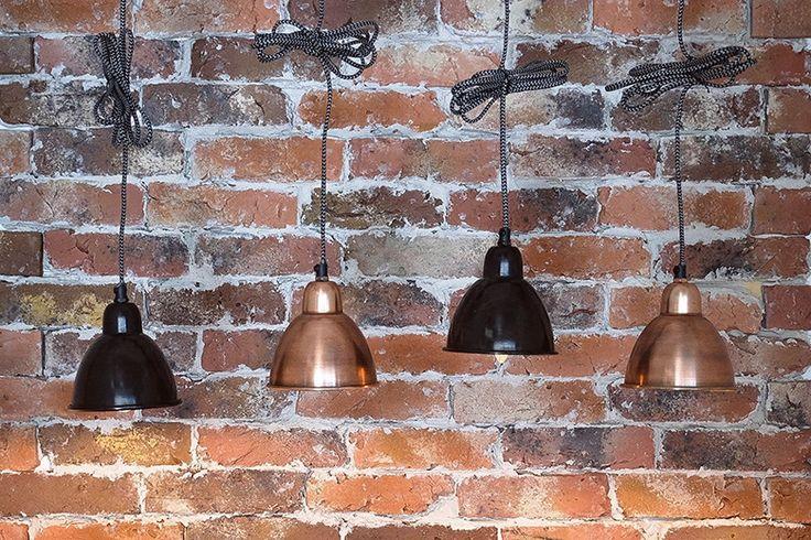 Broste Copenhagen ペンダントランプ TOBIAS/カッパー | ランプ,ペンダントランプ | オルネドフォイユWEBショップ