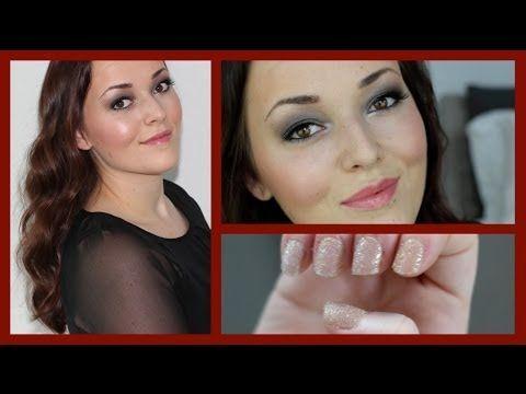 ✶ Kerst haar- en make-up tutorial 2013 ✶