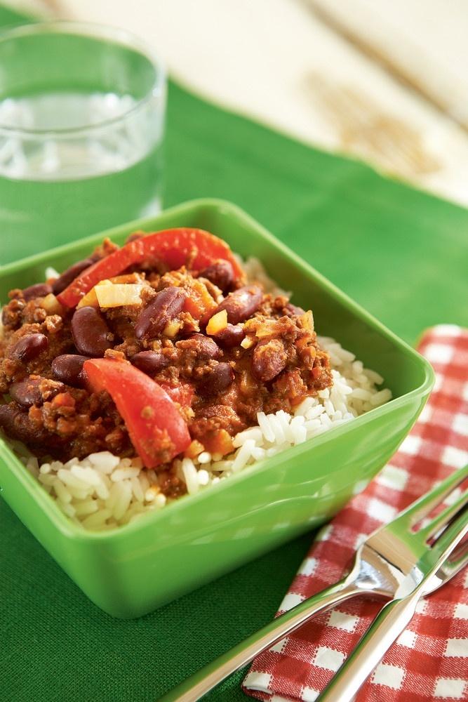 Chili sin carne   Meksiko   Pirkka
