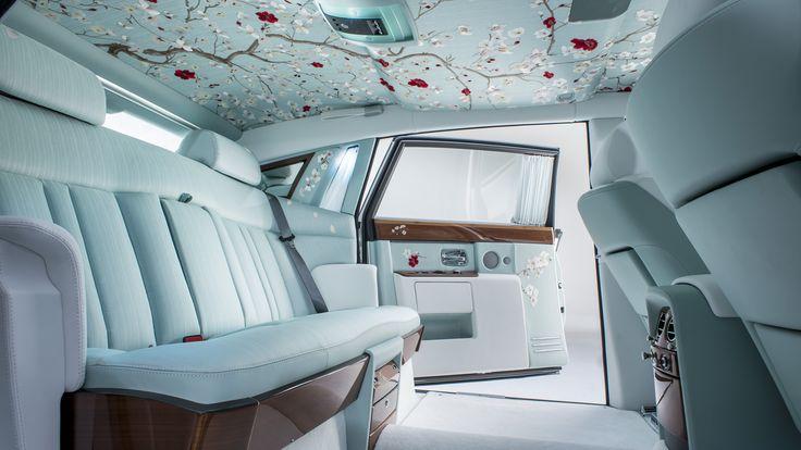 Rolls-Royce Phantom SERENITY 2015