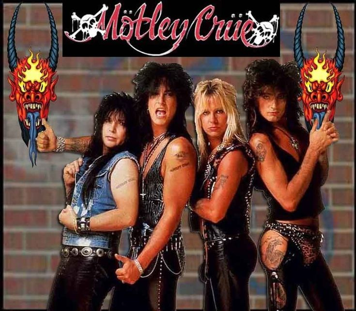 Motley Crue at Tampa Livestock Festival 1998, and two more times in 1999 on the Generation Swine tour