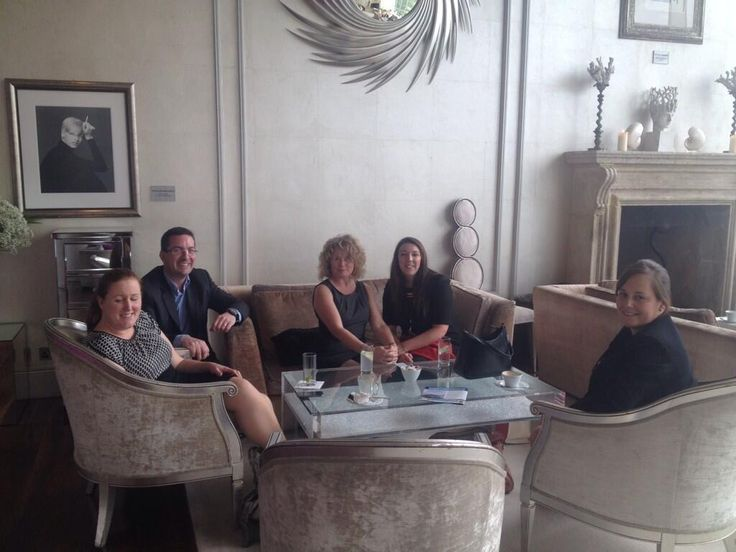 Taking a break with some of our suppliers at the MRII @The g Hotel Galway pic.twitter.com/OzLKud0B8W