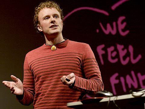 Jonathan Harris: The Web's secret stories | Video on TED.com - Art