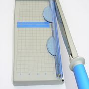 Paper cutters are used in offices and home craft rooms. These leverage powered devices allow you to make smooth, precision cuts to shape all sizes and weights of paper. A sharp blade is essential for your paper cutter to work properly. Sharpening the blade on your guillotine style paper cutter will take some time, the proper equipment, a bit of...