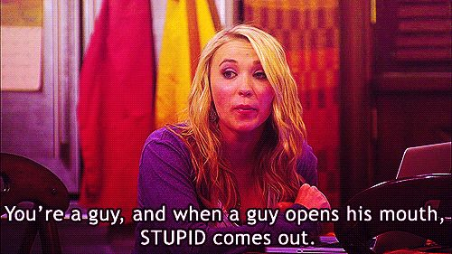 """Whenever you go to a frat party: 