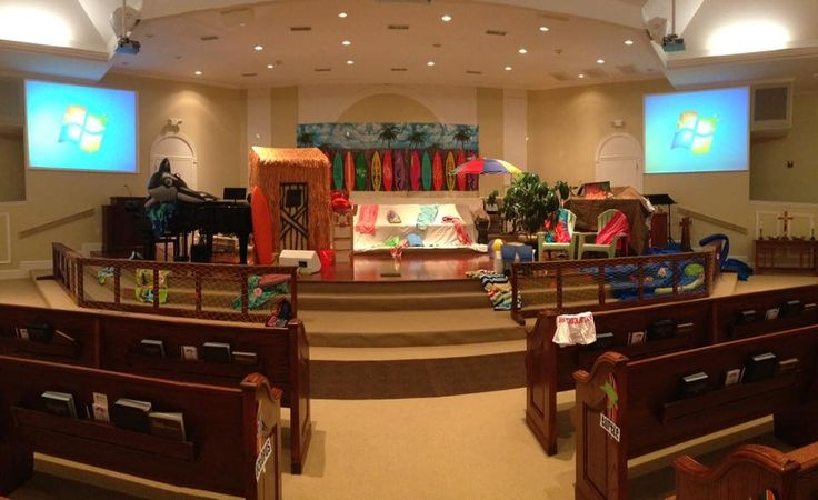 Thanks to Alicia Harris Holland at Gladeville UMC in Mt. Juliet, TN for this amazing scene! cokesburyvbs.com