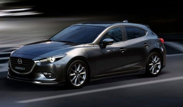 2020 Mazdaspeed 3 Hatchback AWD, Horsepower and Release Date - Car Rumor