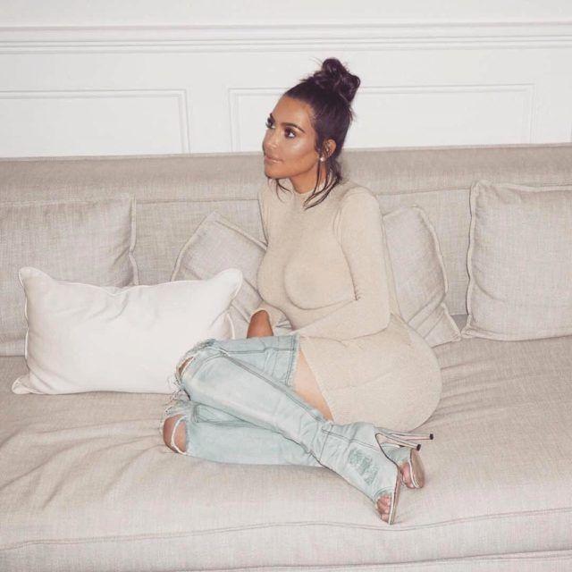 Kim Kardashian Snapchat Name