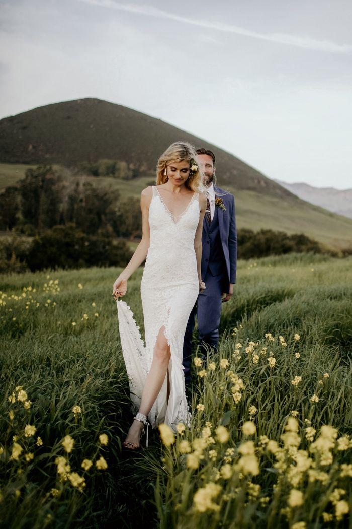 This Flying Caballos Ranch Wedding Is A Rustic Boho Dream Wedding