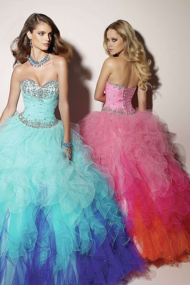 Dorable Vestidos De Dama En Color Azul Tiffany Colección - Ideas de ...