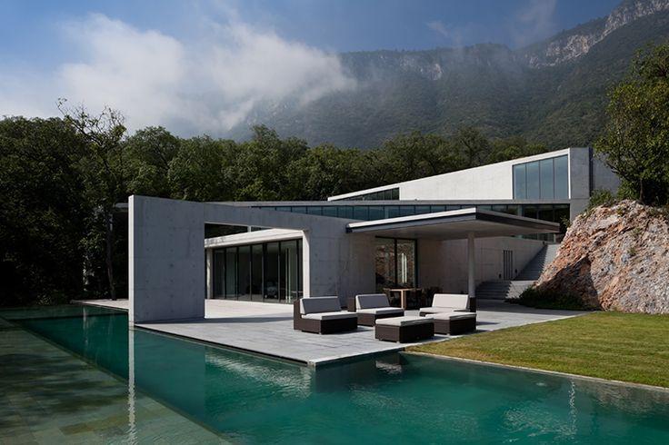 Tadao ando house - in monterrey