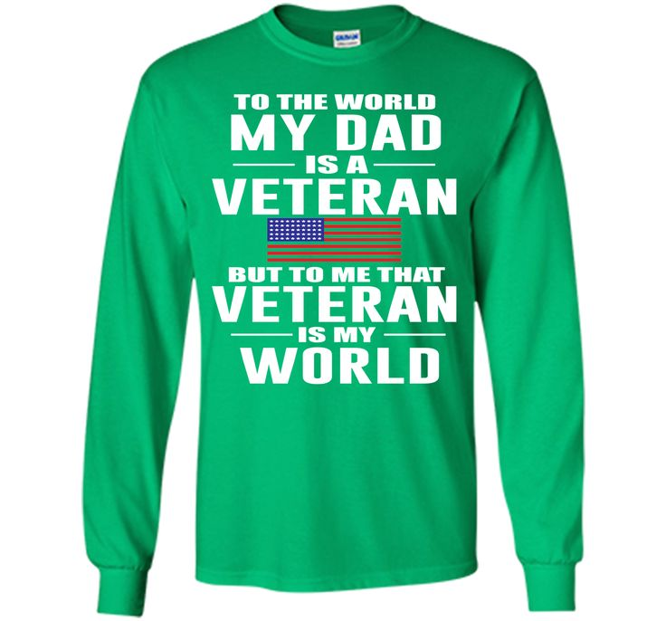 Veterans Day Gifts Military Patriotic Army Veteran Daughter T-Shirt