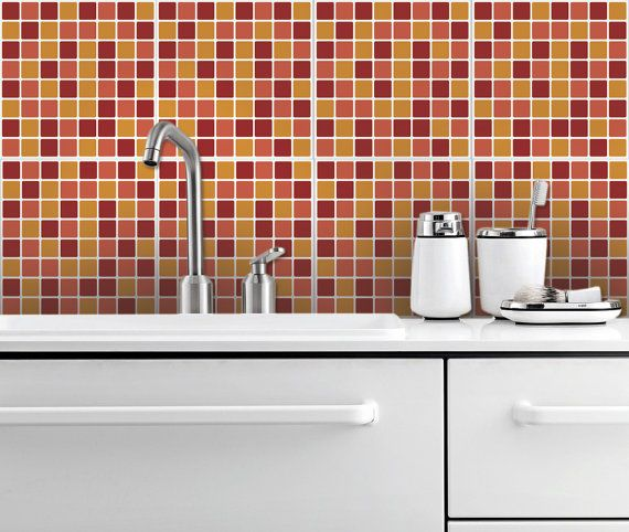 25+ Best Ideas About Adhesive Tiles On Pinterest