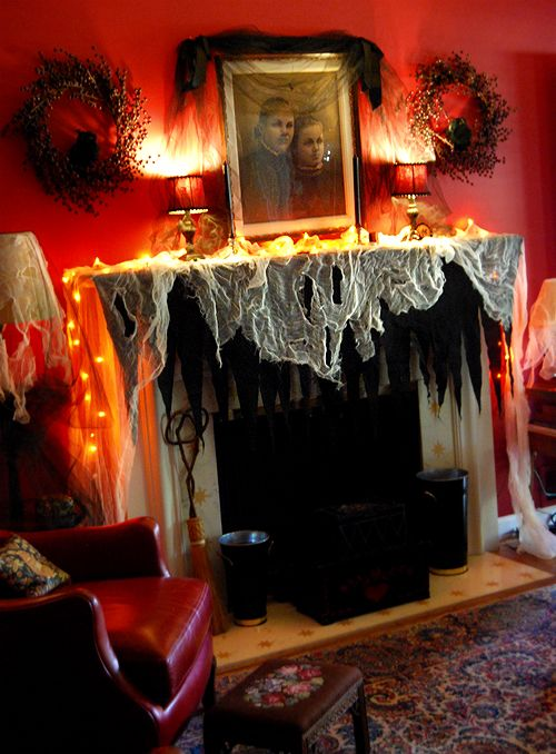 Decorating Ideas > 17 Best Images About Epic Halloween Party Ideas On  ~ 053555_Living Room Halloween Party