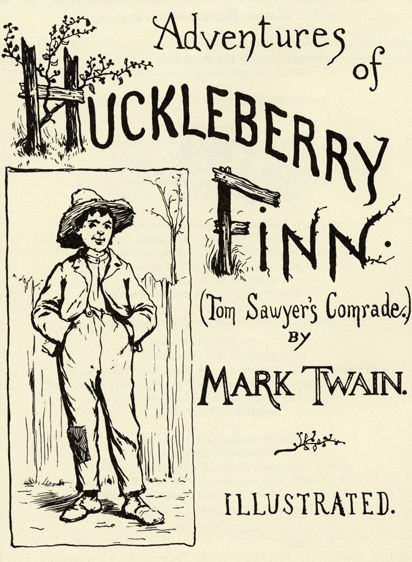 an analysis of discrimination in the adventures of huckleberry finn by mark twain 167 quotes from the adventures of huckleberry finn: 'all right, then, i'll go to hell.