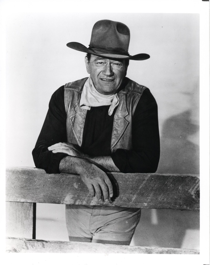 the life and career of john wayne the american actor Scott eyman's new life of the actor john wayne portrays an  the idea of  anything so irreligious as hollywood hokum commenting on the.