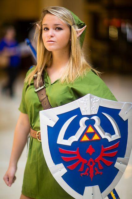 Link | AWA 2013 #cosplay