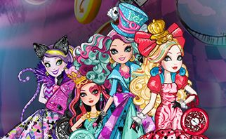 Ever After High: Powerful Princess Games & Fairytale Videos for Girls