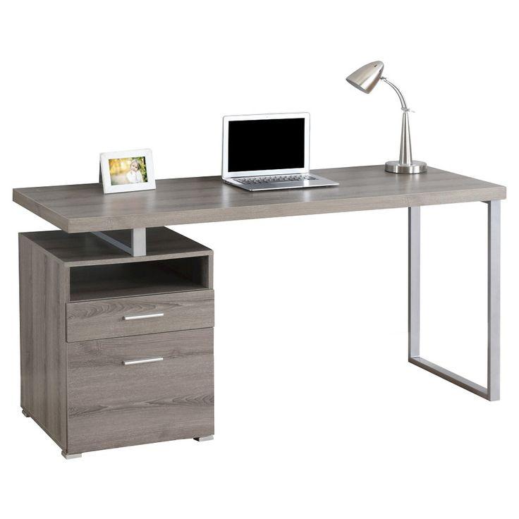 Eckschreibtisch modern  Schreibtisch-Büro-hell-kompakt. Mit casetur mechanism wird dieser ...