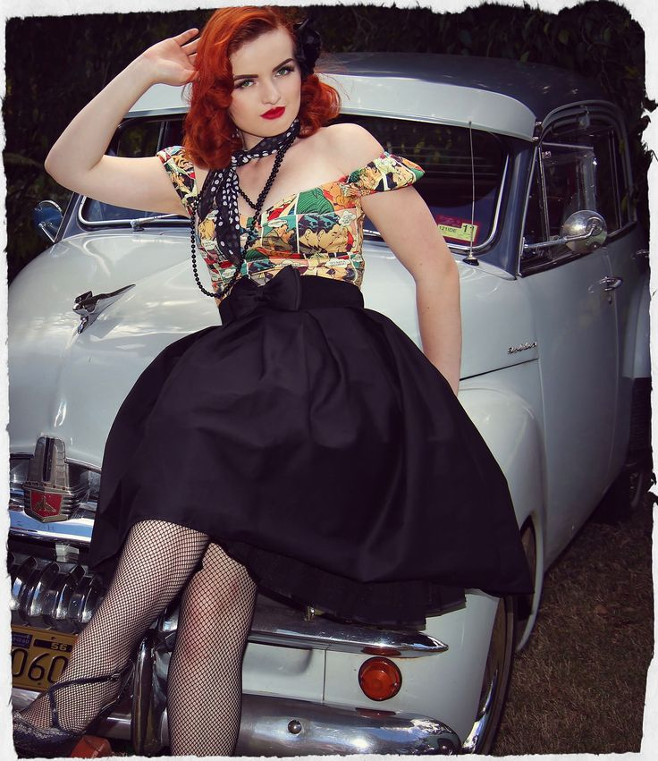 Kiss Me Darling Full Skirt