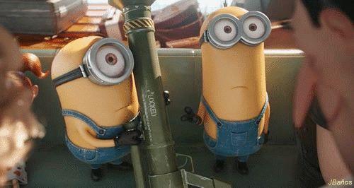 ♥ El bazooka ☺