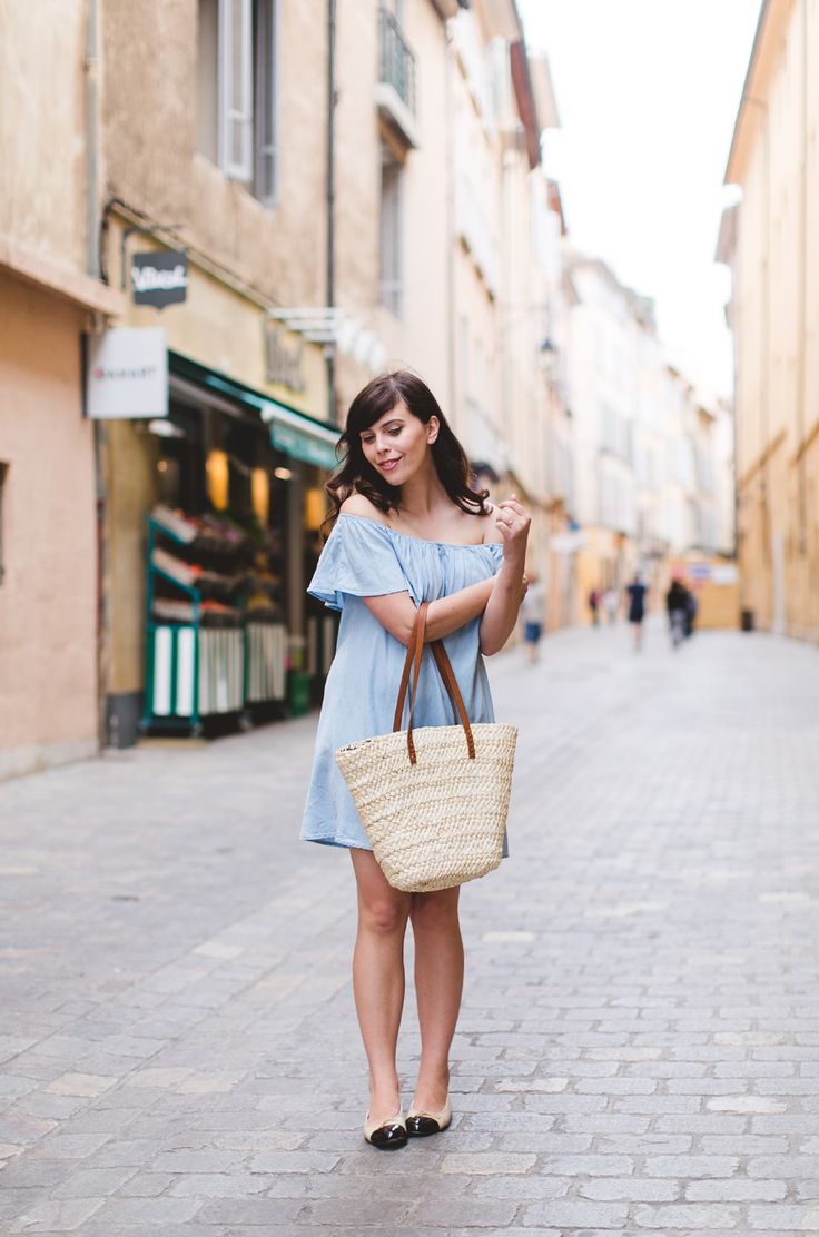 French Summer Street Style Images Galleries With A Bite