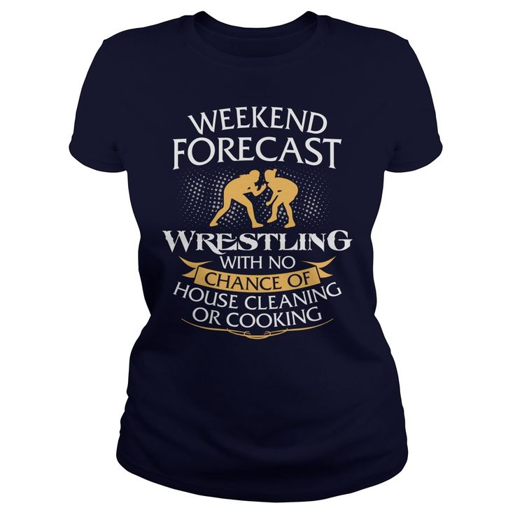 Weekend Forecast Wrestling With No Chance Of House Cleaning Or Cooking Hoodie Navy Blue - Funny Wrestling T Shirt, Wrestling T Shirt, Wrestling Shirt, Men's Wrestling T Shirt, Women's Wrestling T Shirt, Wrestling T Shirt for Men, Wrestling T Shirt for Women.