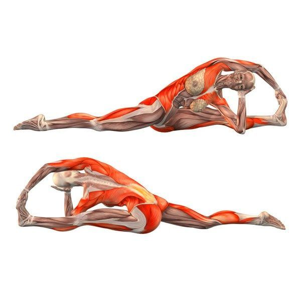 """As an ancient practice, yoga has become the exercise du jour in recent years. Practicing this discipline we are getting our """" OM """" on these days – and for good reason. Yoga is for everyone. Whether you like to say """" OM """" or you can't stand the word """" yogi """", whether you are 93, 55 or even 10, yoga can help you. You can strength your practice by hitting your reset button with these unbelievable 13 Yoga poses Upward facing dog Take the plank pose. Bending your arms, lower your pelvis and…"""