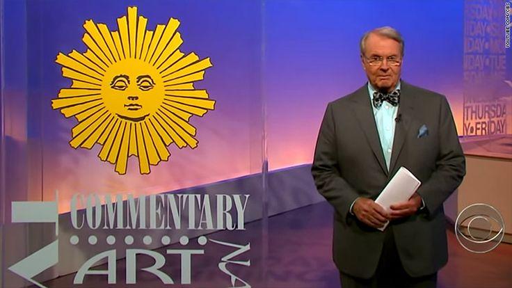 Charles Osgood retiring from 'CBS Sunday Morning' - Aug. 28, 2016