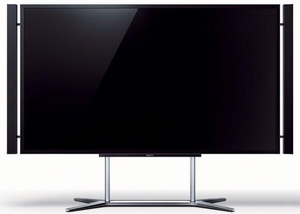 """Amazing Sony TV - 84"""" LCD TV with edge LED lighting; 4k native resolution; Passive 3D playback; 4K X-Reality Pro processing; Sony Entertainment Network online system. All yours for £25,000!"""