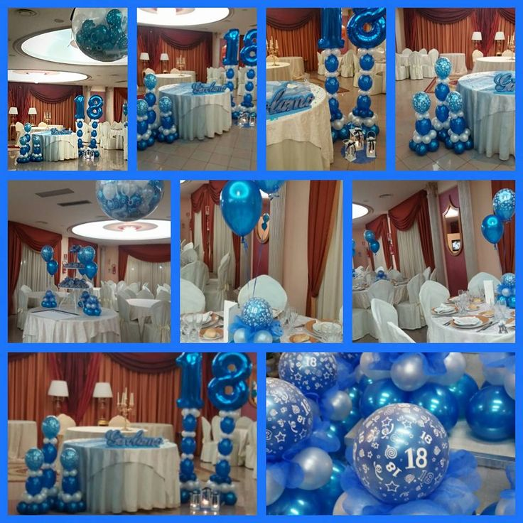 709 Best Images About Balloons With Numbers On Pinterest