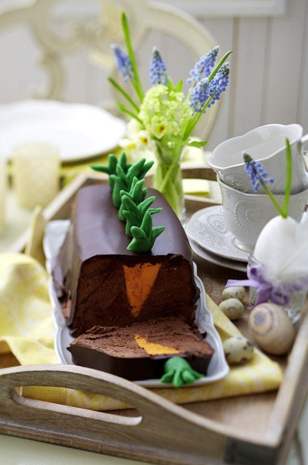 Unser beliebtes Rezept für Mousse au chocolat-Terrine (zu F56633 und F56631) und mehr als 55.000 weitere kostenlose Rezepte auf LECKER.de.