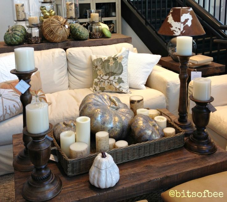 17 Best Images About Fabulous Fall Living Rooms On Pinterest Herringbone Fall Home Decor And Warm