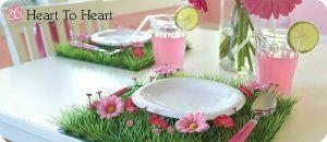 Ohmigosh! Garden princess party!!!