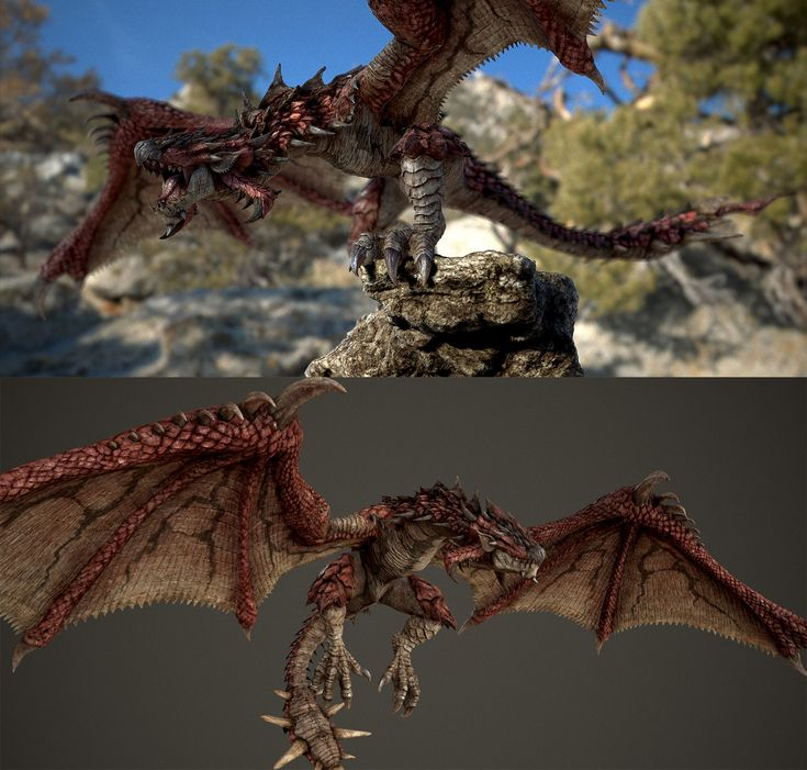 Realtime Rendering Characters