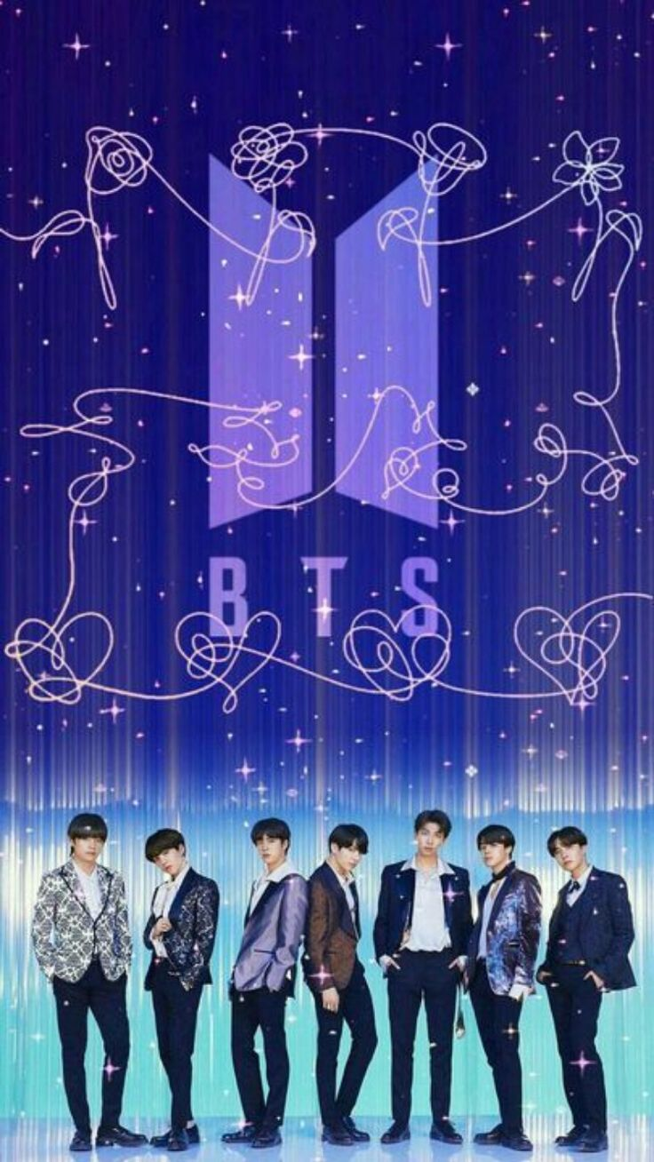 13 BTS Wallpapers KPOP   Gambar bts, Foto grup bts, Gambar galaksi