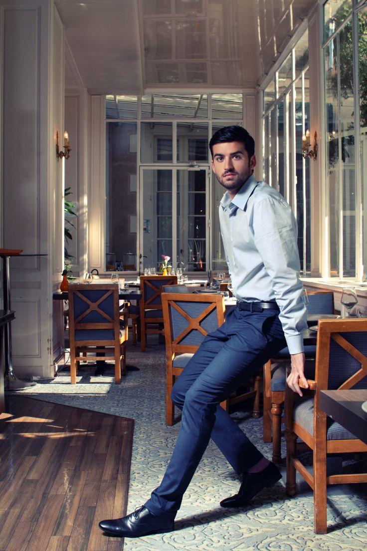 La chemise française, chemises fabriquées en France. Label Origine France Garantie