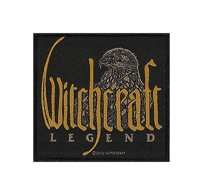 Witchcraft Legend Metal Rock Music Band Woven Badge Applique Patch   eBay