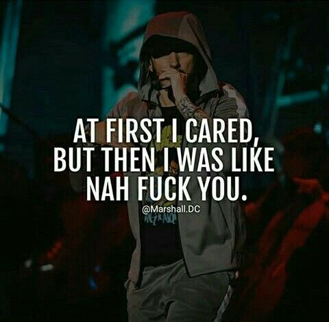 Pin by Audrey on EMINƎM in 2019 | Eminem quotes, Rap song