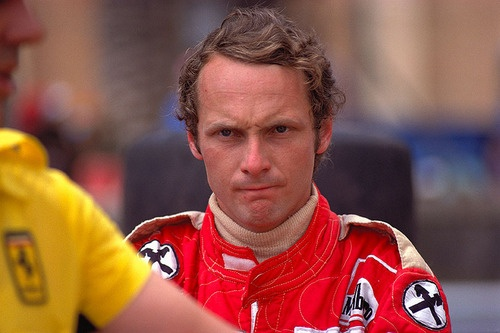 niki lauda ferrari 1976 hunt lauda pinterest ferrari. Black Bedroom Furniture Sets. Home Design Ideas
