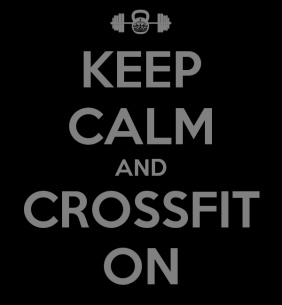 #crossfit- I drank the crossfit cool-aid and i can't get enough!