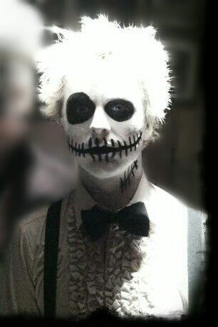 The funny thing is I distinctively remember being attracted to Jack Skellington when I was like 6 XD